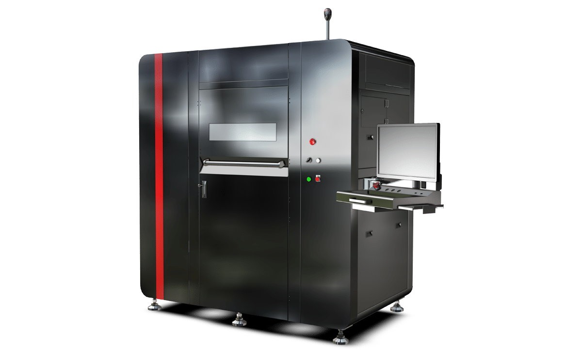 Prodways Professionele SLS Printer, 3D printer waarmee hoge kwaliteit SLS 3D prints gemaakt kunnen worden.